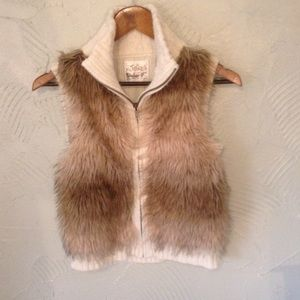 🌼SALE🌼 Kids Justice Faux Fur Vest